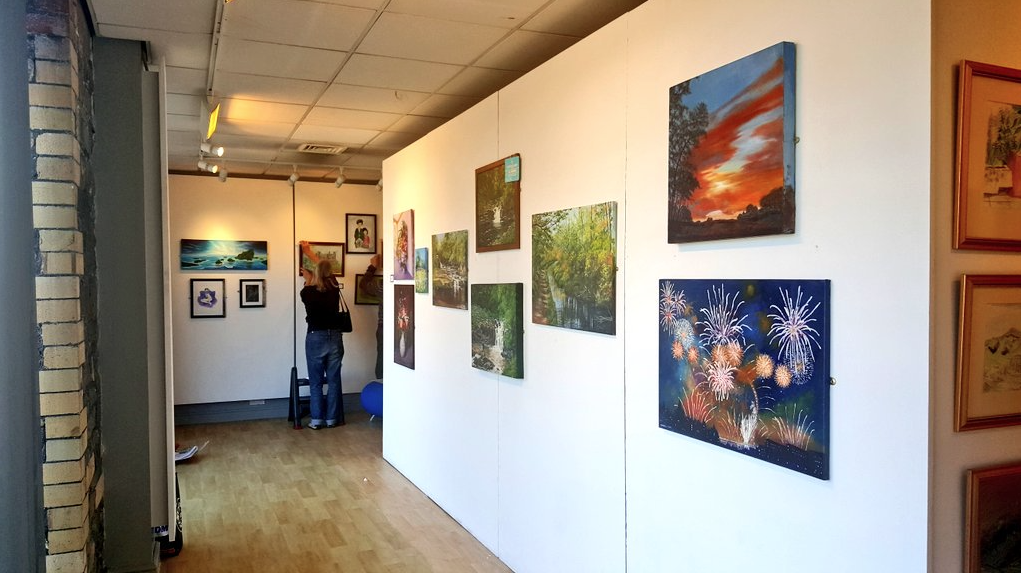 Aberdare Art Society: Annual Show (May 2017)
