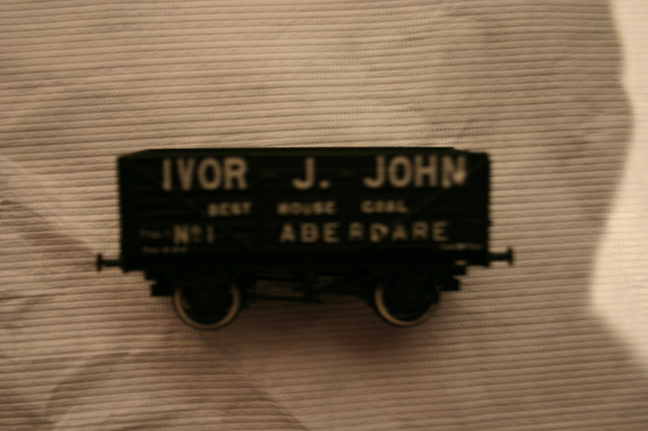 Bespoke built Ivor J. John wagon model – Aberdare (ACVMS:1994.82.001)