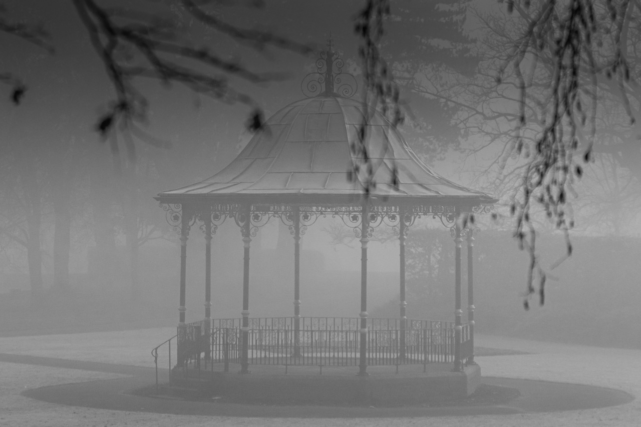 misty-bandstand-by-graham-morgan
