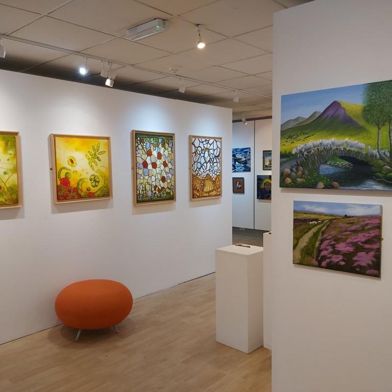Winter Exhibition 2019: Oriel Gallery