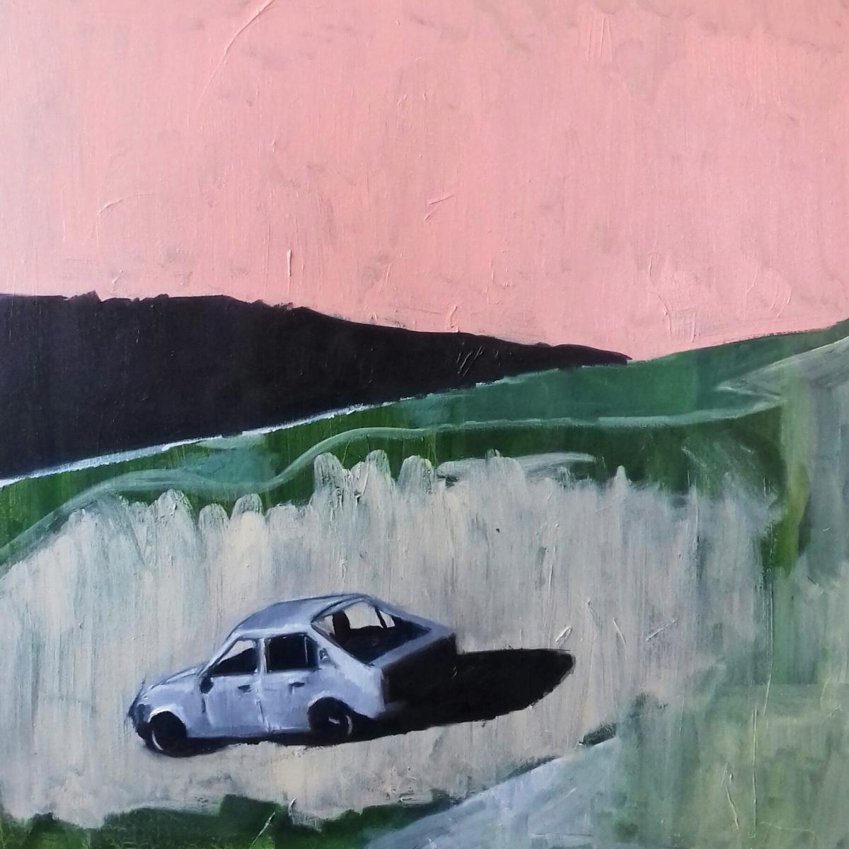 Lee Shott, Abandoned Car