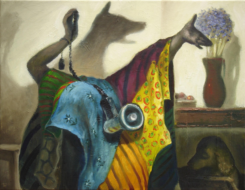 gustavius-payne-beneath-the-cover-51x66cm-oil-on-canvas