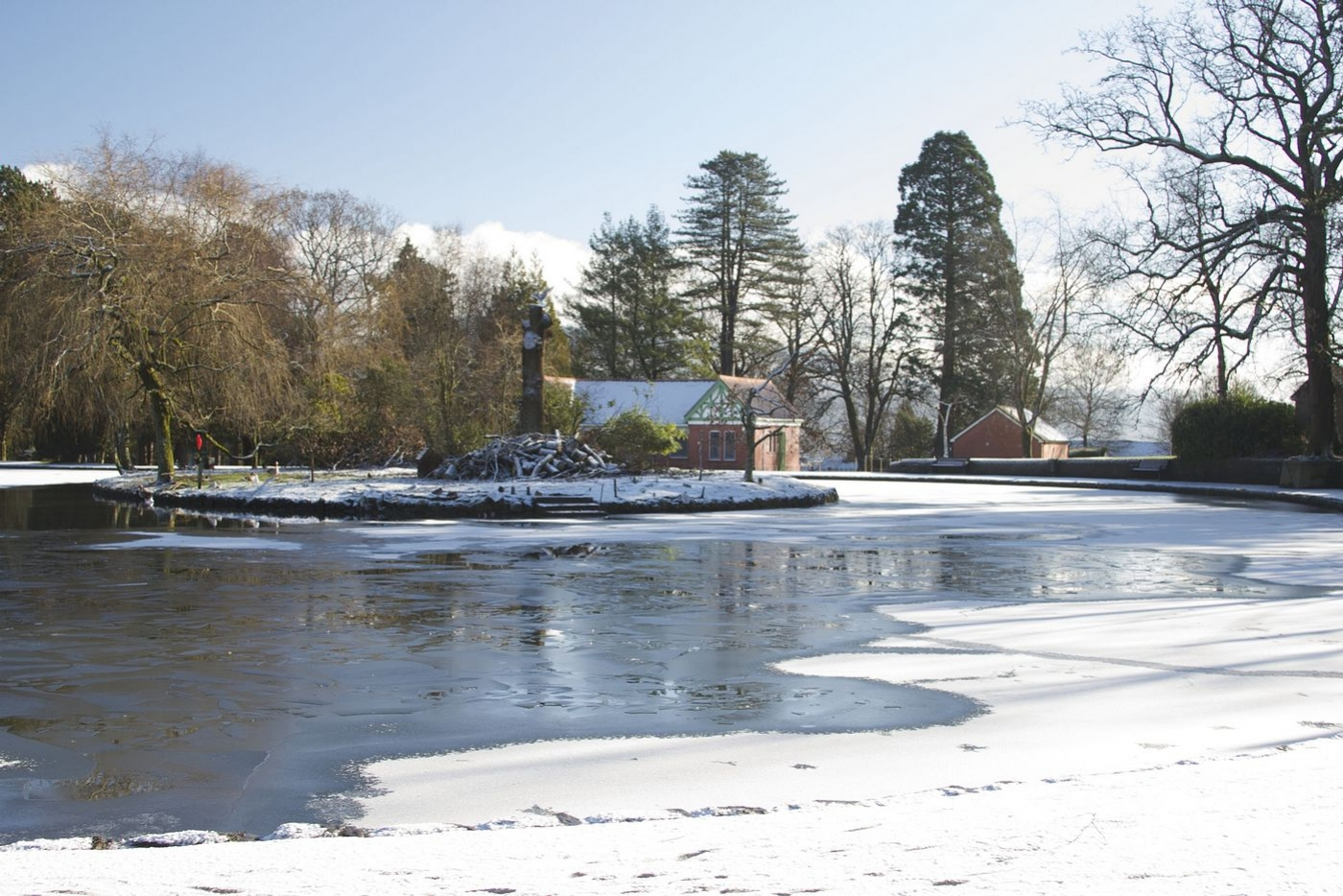 on-frozen-pond-by-lyndon-hughes